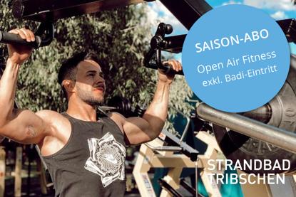 Bild von Gutschein Saisonkarte Open Air Fitness (exkl. Badieintritt)